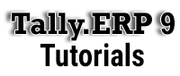 Tally ERP9 Tutorials