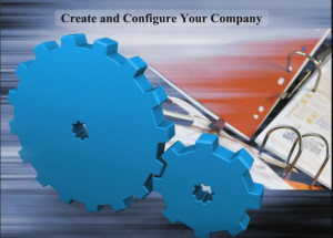Create company in Tally ERP9