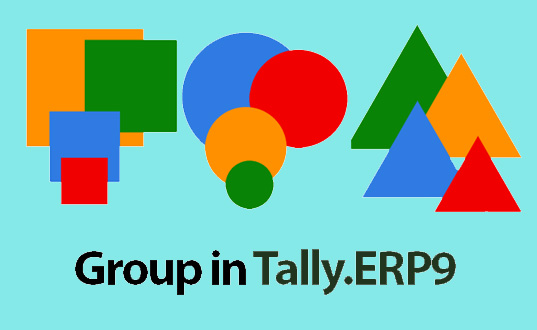 Create Group In Tally Erp9 Edit Delete In Single Mode
