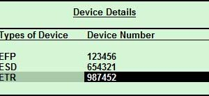 Can user configure more than one Device for Kenya in Tally.ERP 9 Release 5?