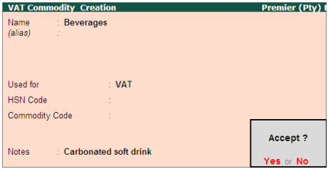 VAT-Commodity-for-beverage